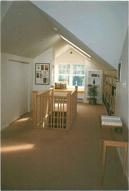 R Volpe Building And Remodeling Attic Conversions Attic4
